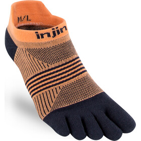 Injinji Run Coolmax Xtra Hardloopsokken Dames oranje/blauw